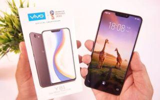 Смартфон Vivo (Виво) У81 — стоит ли его покупать, отзывы покупателей