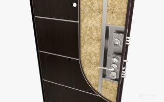 Базальтовая плита в двери: плюсы и минус, критерии выбора