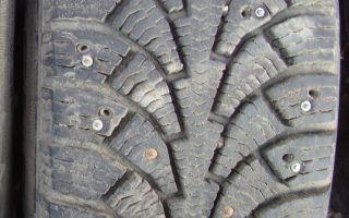 Стоит ли восстанавливать шипы на зимней резине?