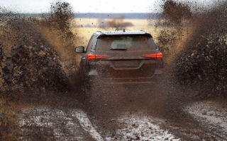 Toyota Fortuner (Тойота Фортунер) — плюсы и минусы автомобиля, особенности эксплуатации