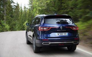 Renault Koleos (Рено Колеос) — плюсы и минусы автомобиля, внешний вид нового кроссовера