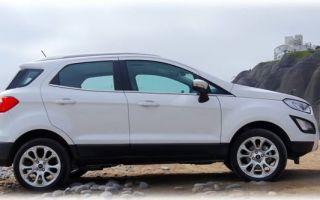 Ford Ecosport (Форд Экоспорт) — плюсы и минусы выбора автомобиля