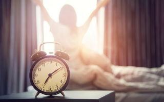 Плюсы и минусы раннего подъема для человека