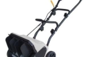 Стоит ли покупать электрический снегоуборщик: отличительные особенности и польза прибора