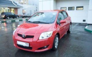 Toyota Аuris (Тойота Аурис) — плюсы и минусы автомобиля, особенности эксплуатации