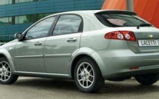 Chevrolet Lacetti (Шевроле Лачетти): плюсы и минусы автомобиля