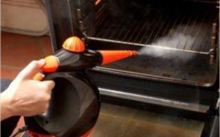 Очистка духовки паром — плюсы и минусы метода