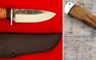 Сталь для ножей р18: плюсы и минусы