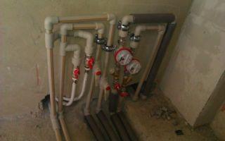 Горизонтальная разводка отопления: плюсы и минусы системы