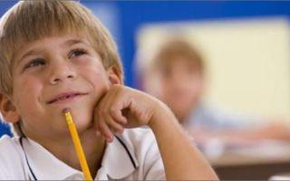 Наказывать ли ребенка за плохие оценки?