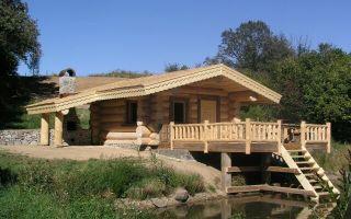 Баня в доме: плюсы, минусы и особенности совмещения