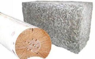 Строительство бани из арболита — основные плюсы и минусы возведения