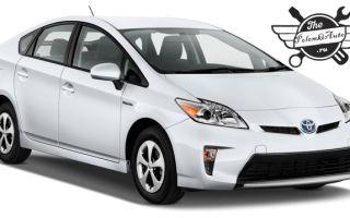 Автомобиль Тoyota Рrius (Тойота Приус) — плюсы и минусы модели