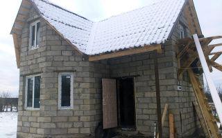 Баня из пеноблоков: плюсы, минусы и особенности строительства