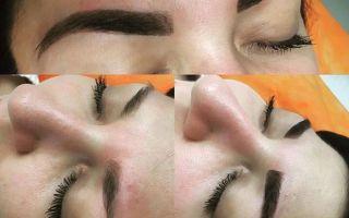 Стоит ли красить брови хной: плюсы и минусы процедуры