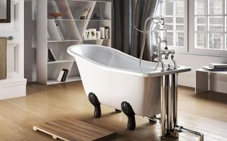 Чугунная ванна: плюсы и минусы материала, покупать ли такие купели