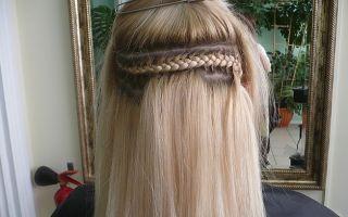 Голливудское наращивание волос: что это, плюсы и минусы процедуры, необходимые инструменты и материалы