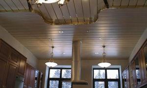 Реечный потолок: особенности, плюсы и недостатки