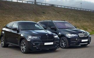 BMW Х6 (БМВ) — плюсы и минусы автомобиля, особенности эксплуатации