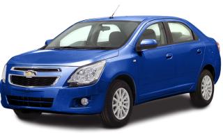 Автомобиль Сhevrolet Сobalt (Шевроле Кобальт) — плюсы и минусы покупки