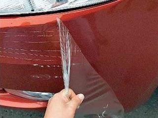 Бронирование автомобиля пленкой: плюсы и минусы