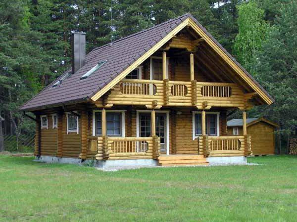 Дом из бруса: плюсы и минусы выбора