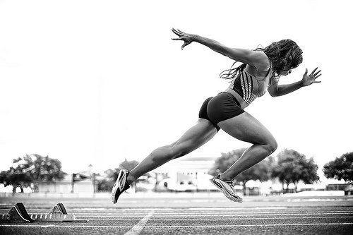 Плюсы и минусы занятий легкой атлетикой