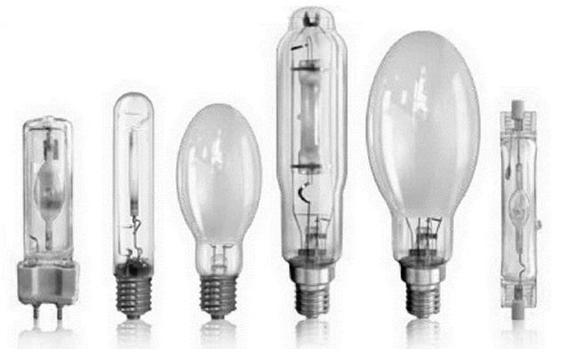 Газоразрядные лампы, их плюсы и минусы