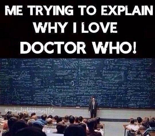 Стоит ли смотреть сериал «Доктор Кто»?