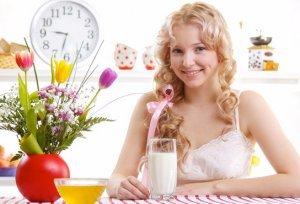 Стоит ли пить кефир перед сном?