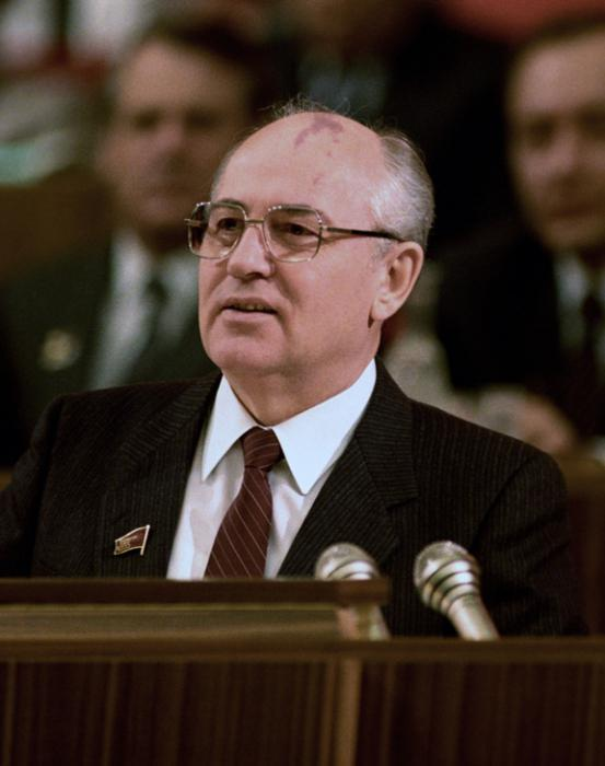 Основные плюсы и минусы политики Горбачева
