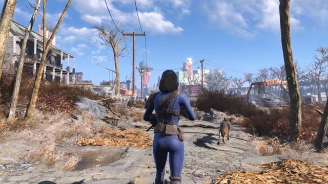 Игра fallout 4 — стоит ли покупать и играть
