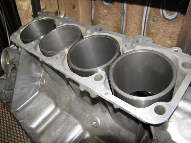 Гильзованный двигатель, его плюсы и минусы