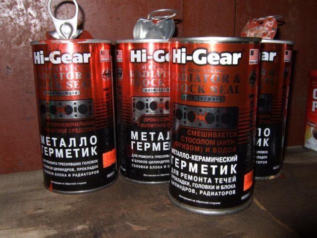 Стоит ли пользоваться герметиком для радиатора