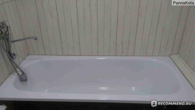 Полимерные ванны, их плюсы и минусы