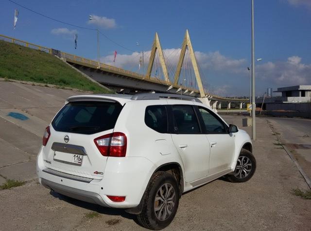 Плюсы и минусы автомобиля nissan terrano