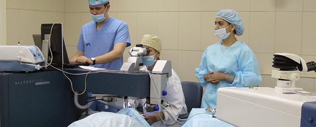 Лазерная коррекция зрения: плюсы и минусы процедуры