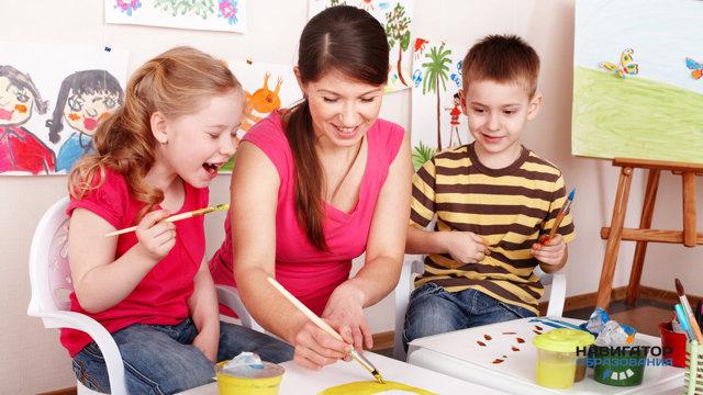 Профессия воспитатель детского сада: плюсы и минусы