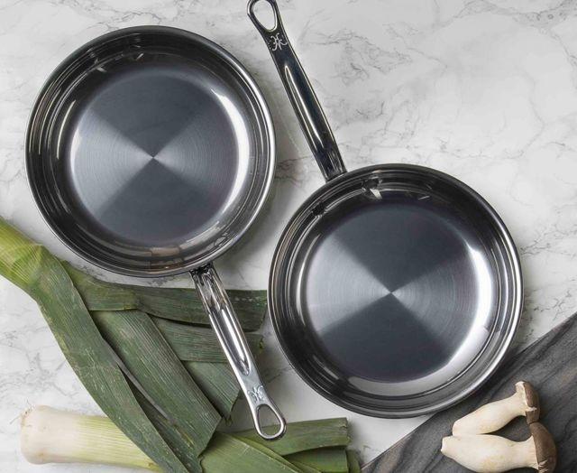 Плюсы и минусы титанового покрытия сковороды