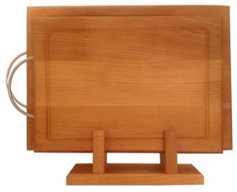 Разделочная доска из бамбука, ее плюсы и минусы