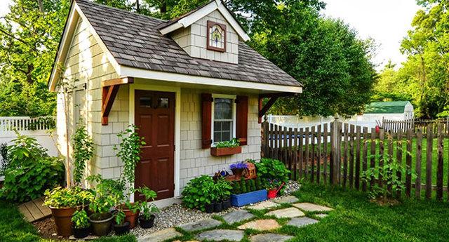 Стоит ли регистрировать дом на дачном участке