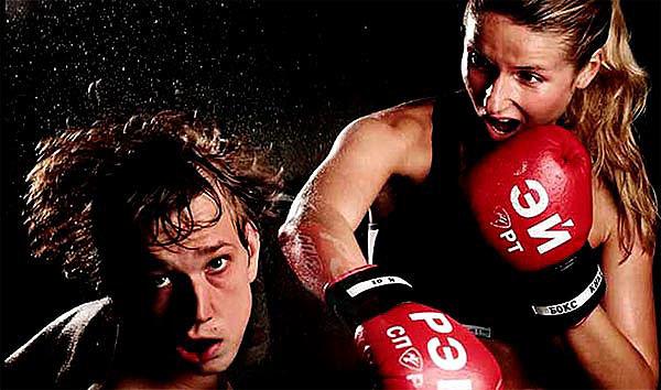 Бокс для девушек: плюсы и минусы