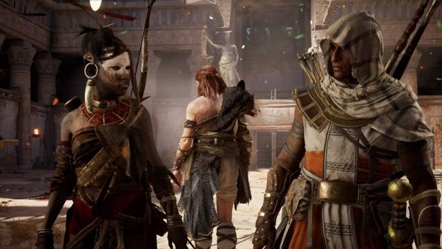 assassin's creed origins стоит ли играть, плюсы и минусы