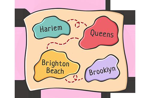 Плюсы и минусы жизни в Нью-Йорке