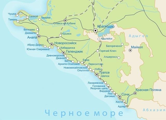 Плюсы, минусы и особенности жизни и переезда в Анапу