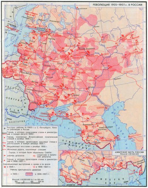 Революция 1905-1907: плюсы, минусы и итоги