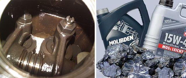 Масло с молибденом: плюсы и минусы для двигателя