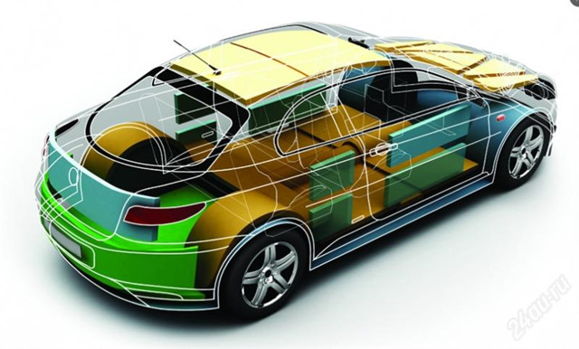 Шумоизоляция автомобиля: плюсы и минусы