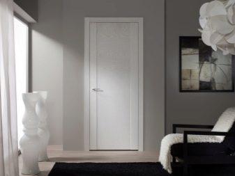 Эмалированные межкомнатные двери — основные плюсы и минусы