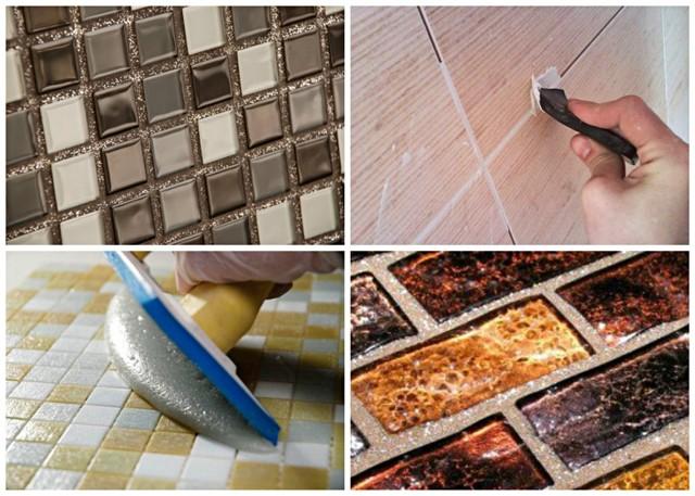 Полиуретановая затирка для плитки: плюсы и минусы
